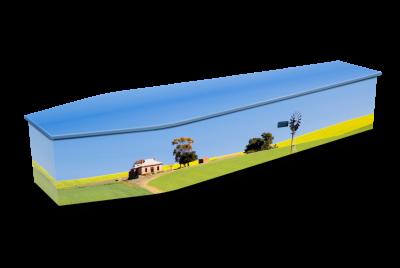 Windmill & Farmhouse