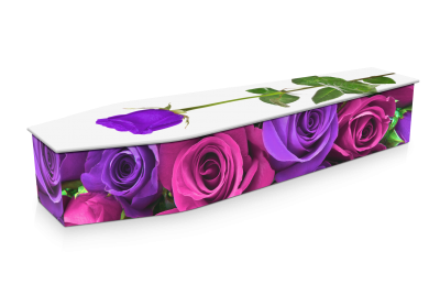 Pink & Purple Roses