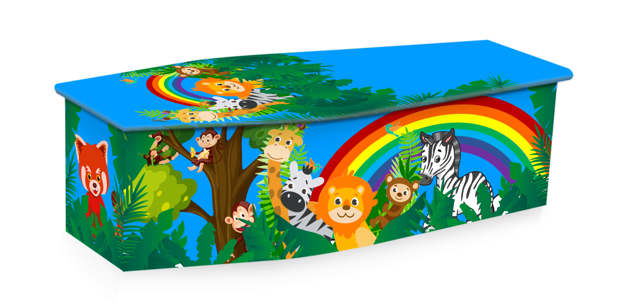 Child's Jungle Animals