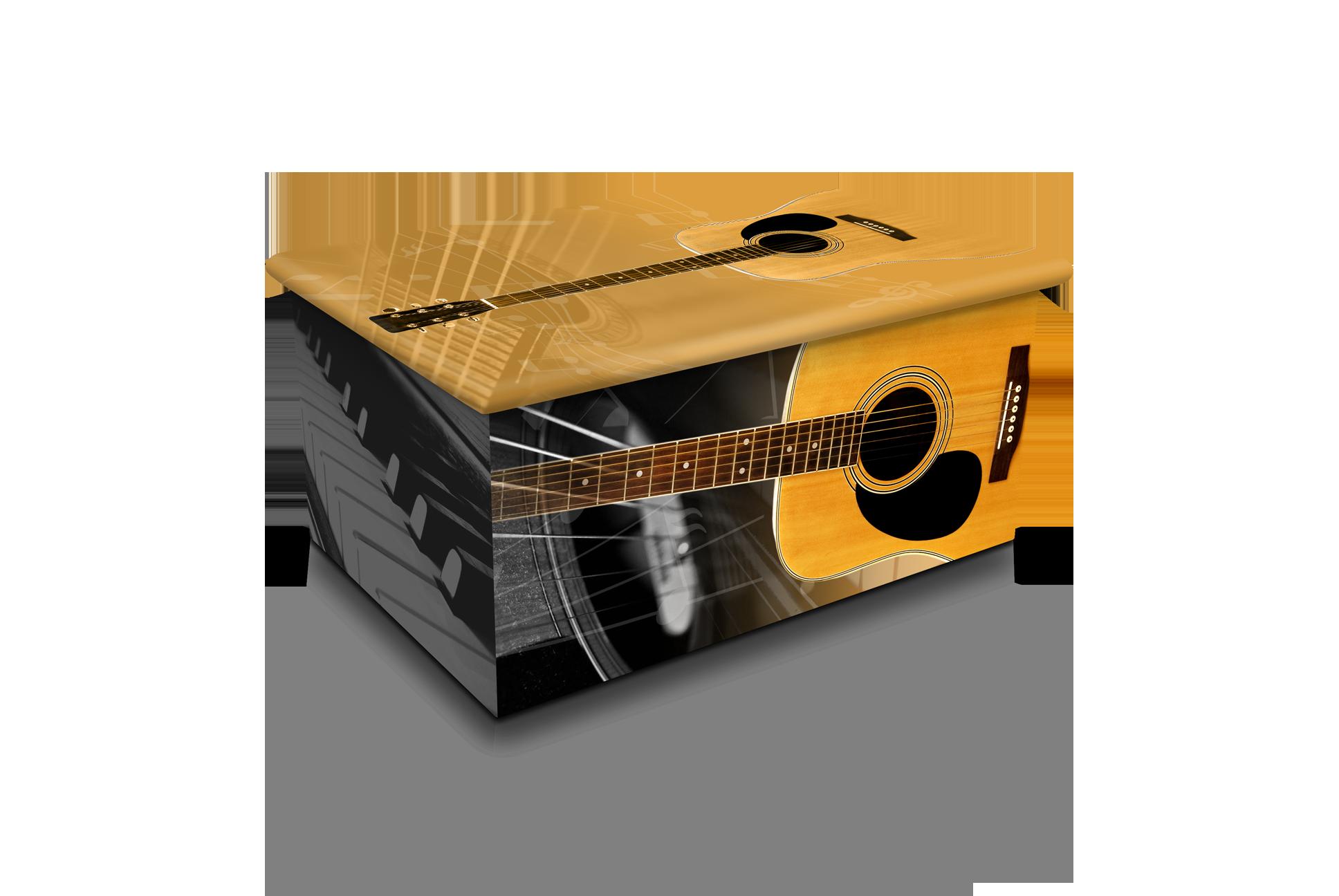 Acoustic Guitar & Piano